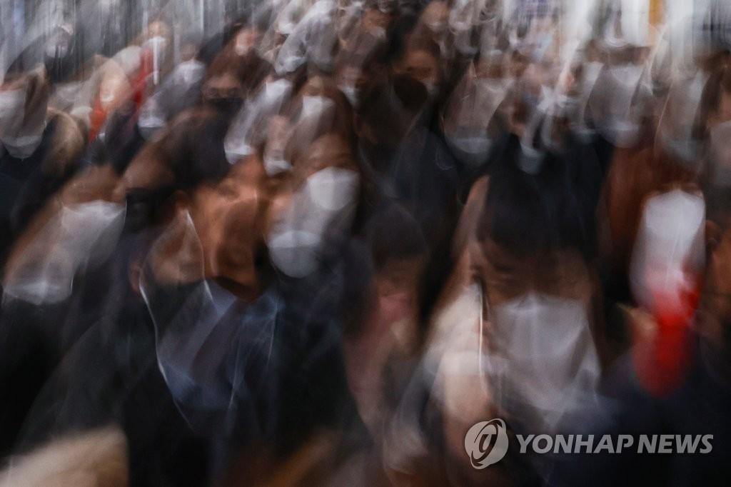 지난해 서울지하철 민원 중 냉난방·마스크 가장 많아
