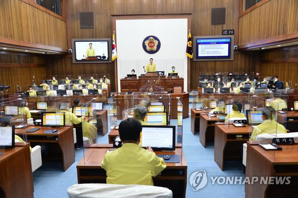 울산시의회 '화재피해 주민 임시거처 비용 지원 조례' 발의