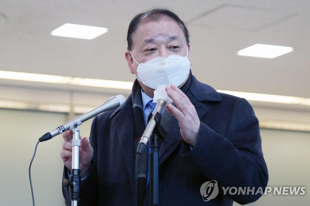 일본 외무차관, 강창일 대사 상견례서 '대책 마련하라' 요구(종합)