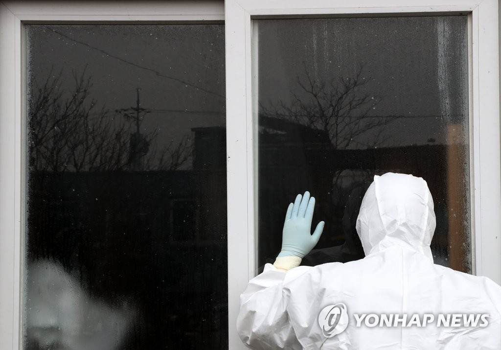 """강원 생활치료센터 2곳 운영 중단…""""평균 3.4명 환자 수 감소"""""""