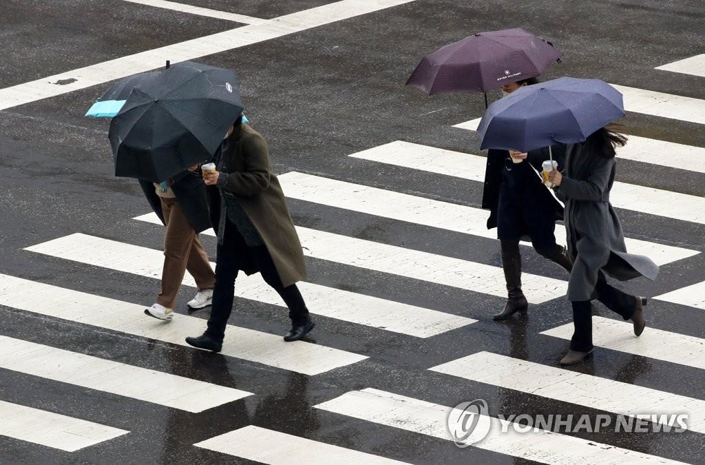 [내주날씨] 23∼24일 '쌀쌀'…25일 남부지방·제주도에 비