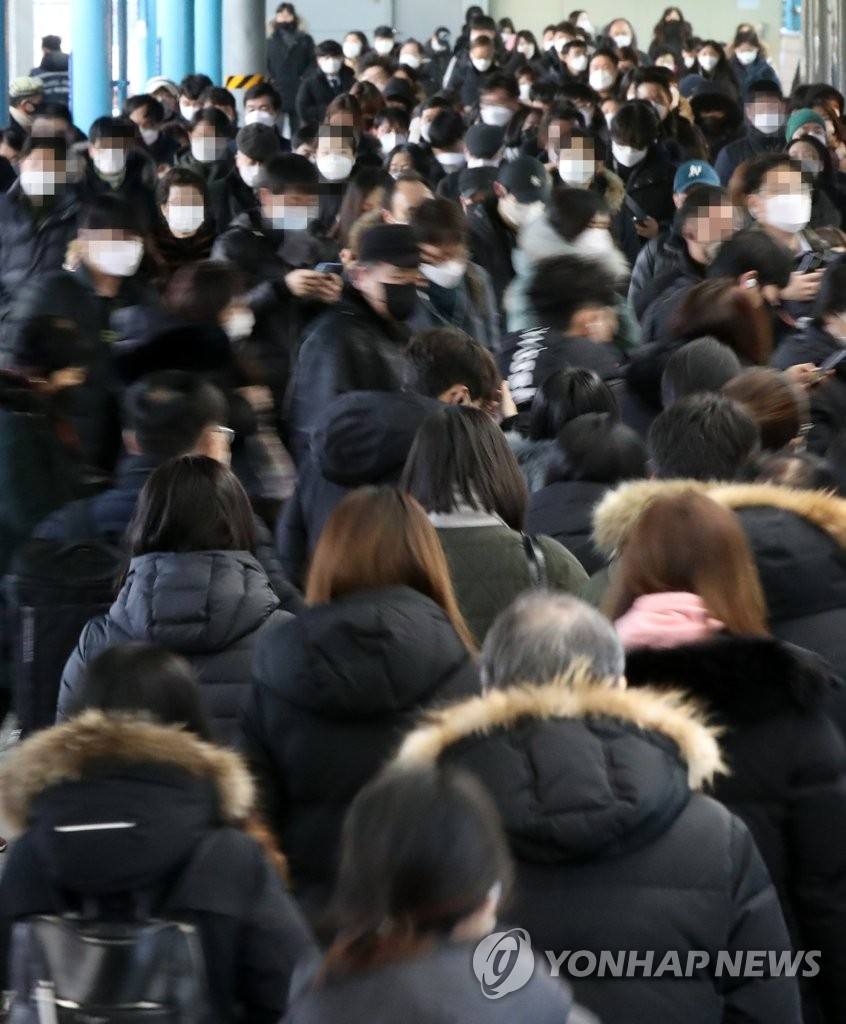 서울 야간 대중교통 감축 오늘부터 30%→20%로 완화