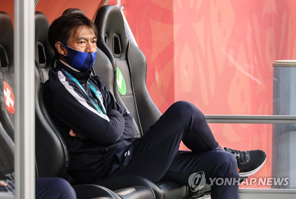홍명보의 울산, 클럽월드컵 첫 경기서 티그레스에 1-2 역전패