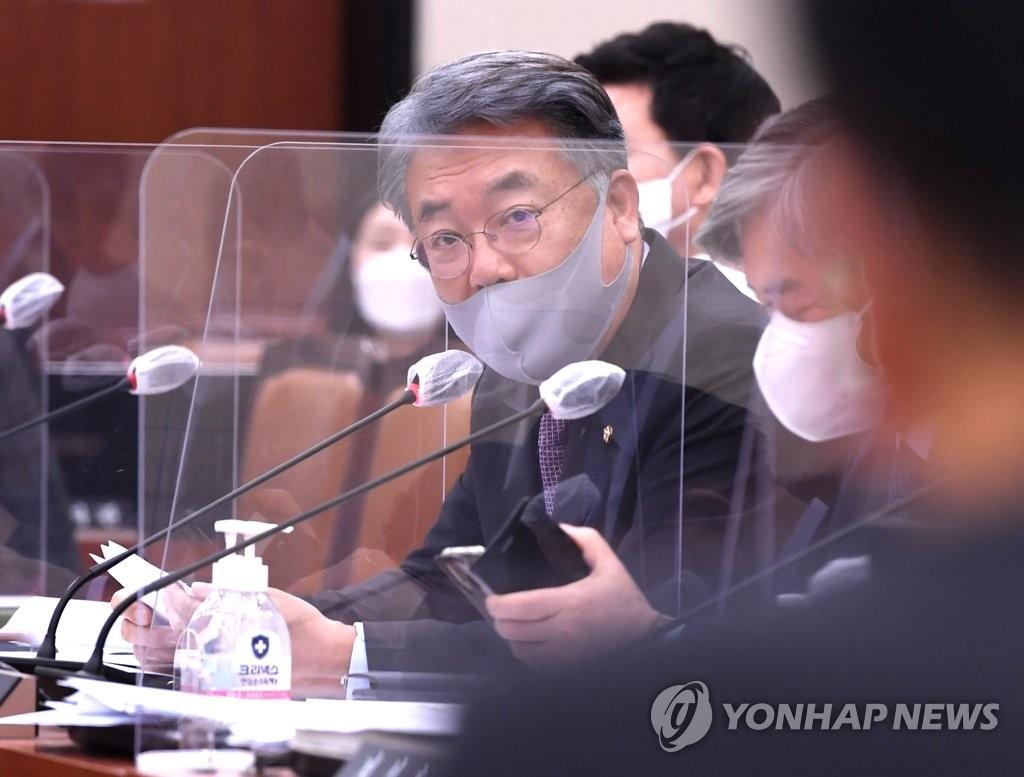 """野 '코드인사' 맹공…정의용 """"대통령 철학 반영된 것""""(종합)"""