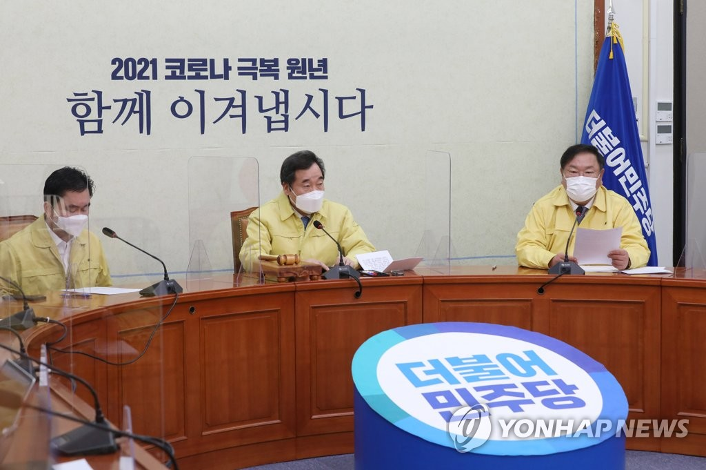 "CCTV법 지적한 이재명에 與일각 '부글'…""싸잡아 비판말라"""