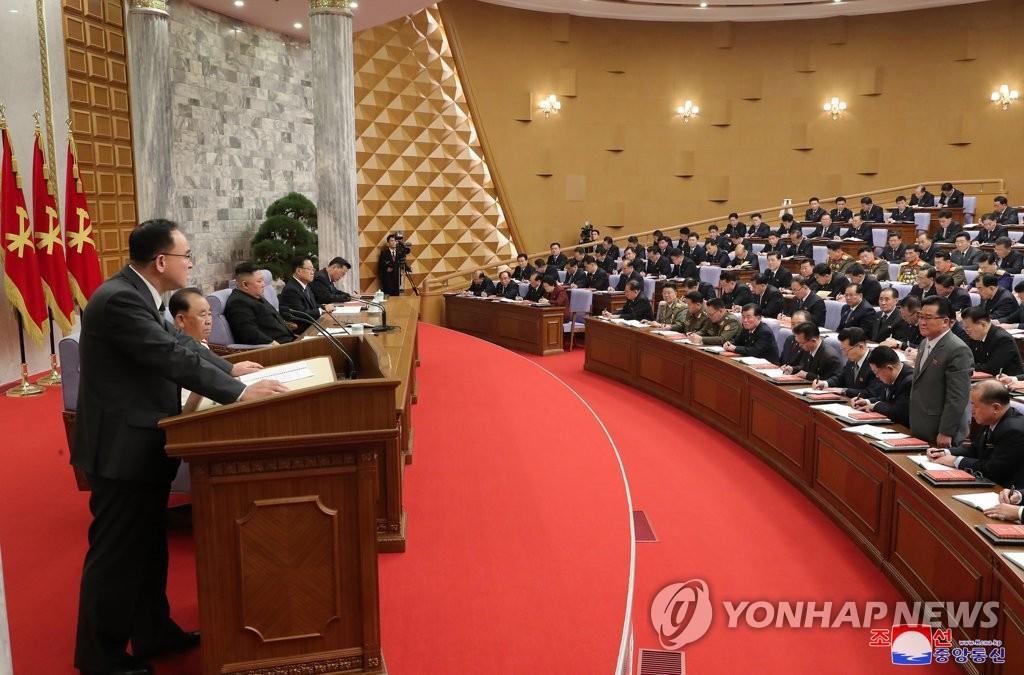 """김정은 """"경제계획 달라진게 없어"""" 비판…경제부장 전격 교체(종합)"""