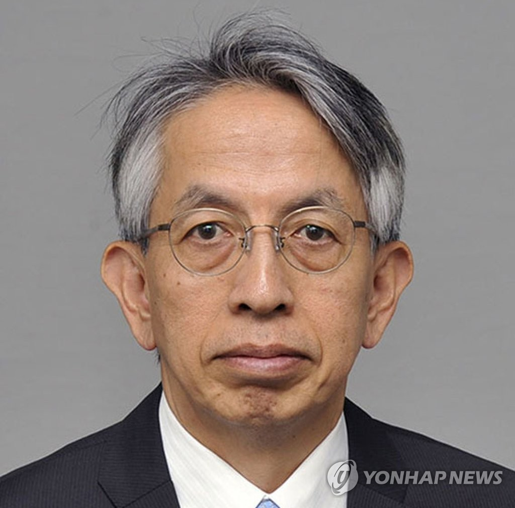 """아이보시 일본대사 """"일한은 중요한 이웃…일한미 협력 필수"""""""