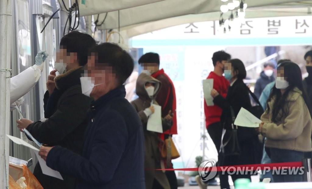 """남양주 진관산단 공장서 114명 집단감염…""""상당수 합숙""""(종합)"""