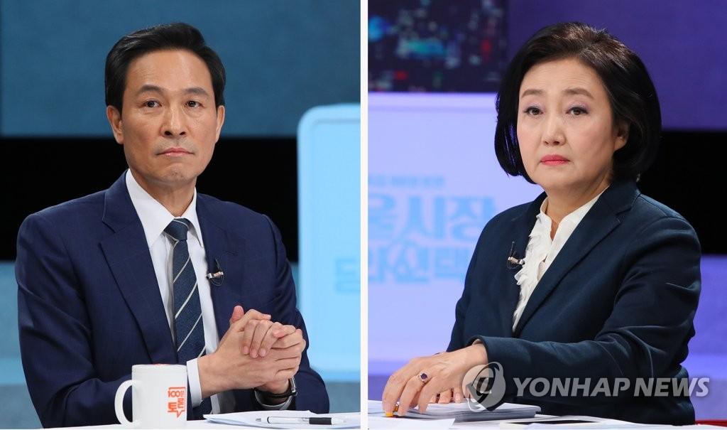 국힘 女의원, '박원순 롤모델' 우상호에 정계은퇴 촉구