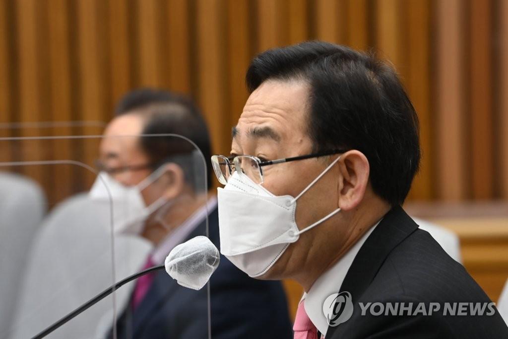 주호영, 민주당에 '靑특별감찰관 지명' 이행 촉구