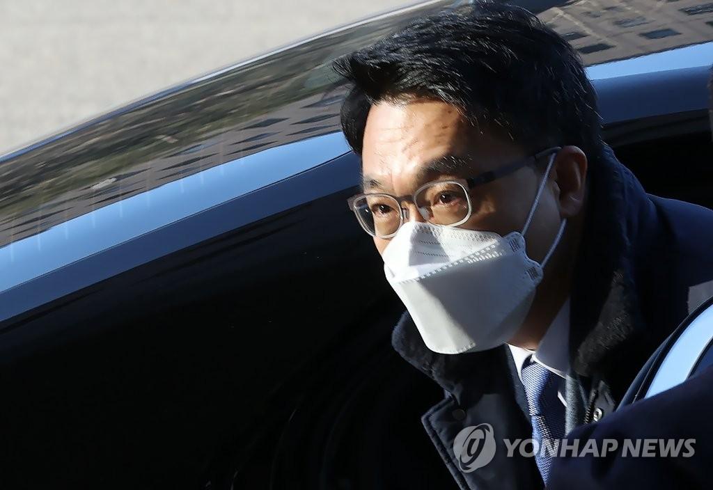 """김진욱 """"경찰청 방문 2주 전 잡힌 것…협조 사항만 논의"""""""