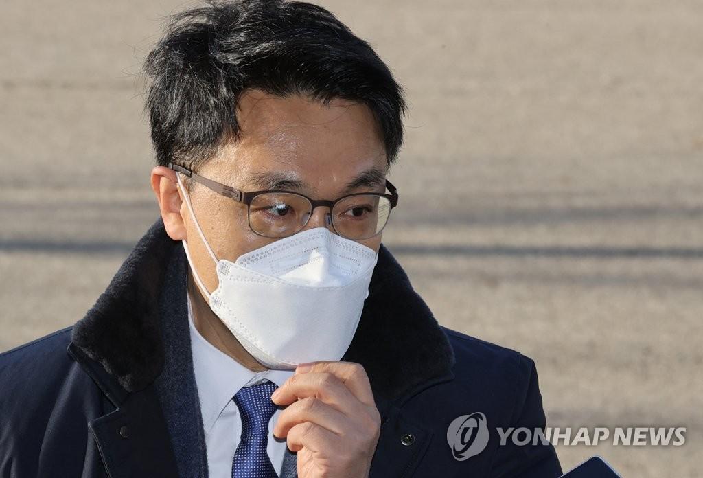 김진욱, 오늘 경찰청 방문…공수처-경찰 협조방안 논의