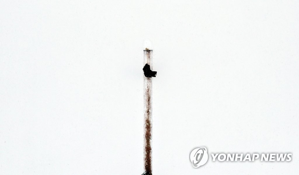 광주·전남 이틀째 폭설로 최고 15㎝ 적설…내일 낮 기온 회복(종합)