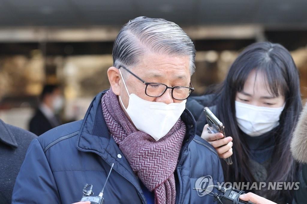 """SK네트웍스, 최신원 회장 구속에 당혹…""""경영 공백 없게 하겠다"""""""