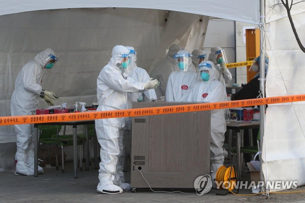 '남양주 공장 집단감염' 가족 간 전파…확산 우려