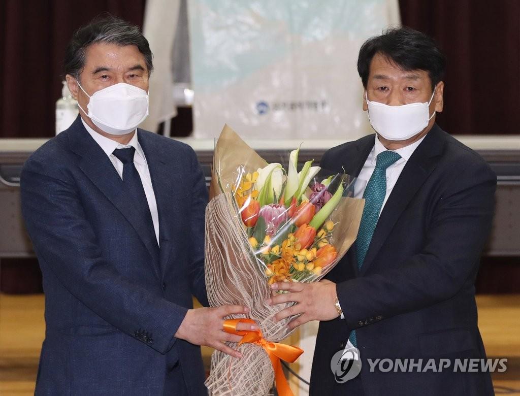 울산상공회의소 20대 회장에 이윤철 금양산업개발 대표 선출