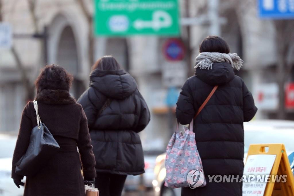 [내일날씨] 출근길 한파…찬바람에 체감기온 '뚝'