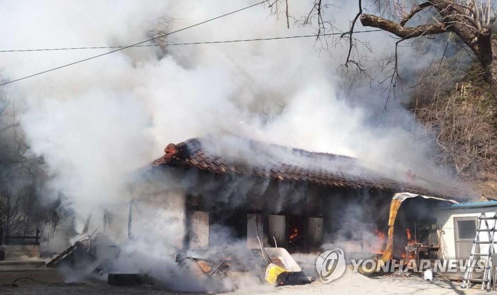 2월 강수량 0.1㎜ '찔끔'…동해안 '대형산불 악몽' 재현 우려