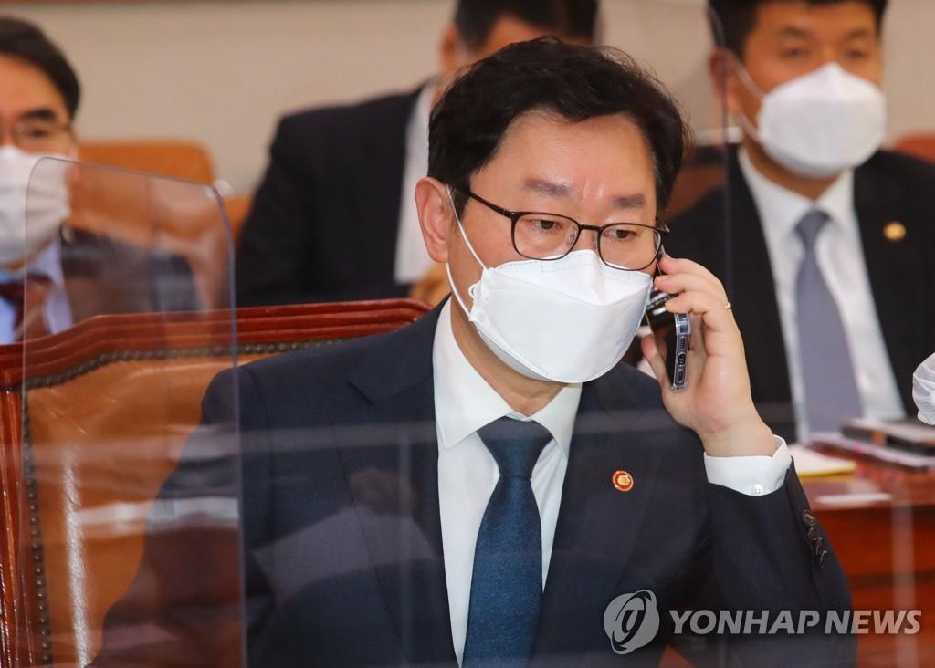 """""""秋-尹 재연 우려""""…與, '신현수 파동' 촉각(종합)"""