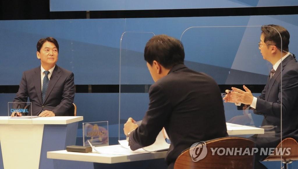 野 서울시장 경선 추격자들…TV토론에 사활 건다