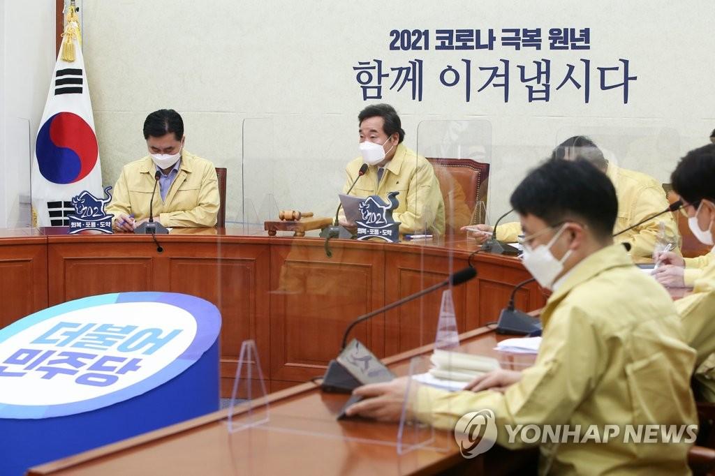 """""""MB 이전 불법사찰 정보도 공개""""…민주, 정면돌파 공세 고삐"""