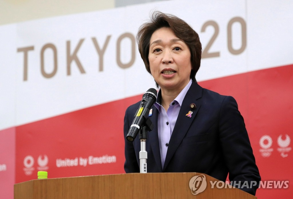 """하시모토 """"올림픽 무관중 상정 안 해""""…재연기에도 부정적"""