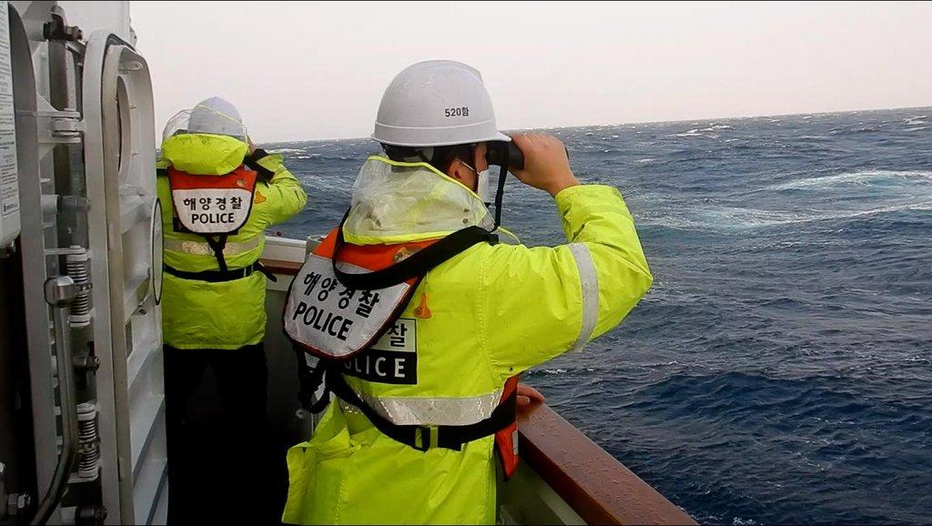 창원 원전항 앞바다에서 어선 좌초…어민 1명 실종