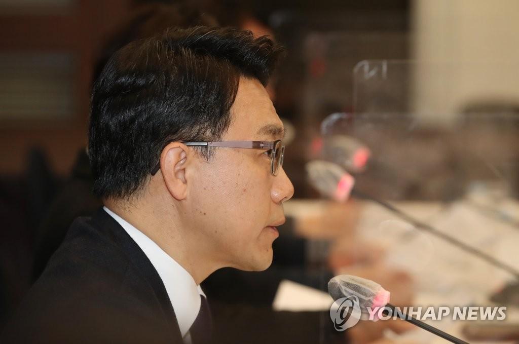 """김진욱 """"미코바이오메드 주식 매각 진행…수천만원 손해"""""""