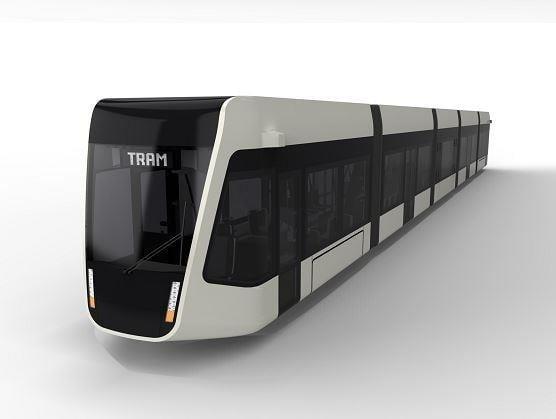 국토교통부 대도시권광역교통위원회가 지자체의 트램 사업 지원을 위해 마련한 '트램 차량 표준규격'. /사진=연합뉴스