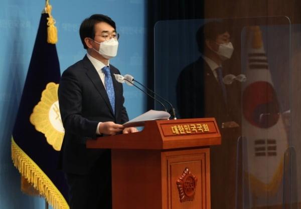 박용진 더불어민주당 의원 /사진=연합뉴스