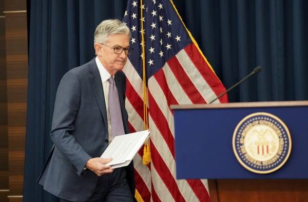 제롬 파월 미국 중앙은행(Fed) 의장. 로이터연합뉴스