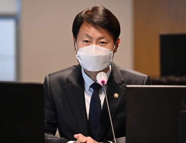 김강립 식품의약품안전처장. 사진=연합뉴스