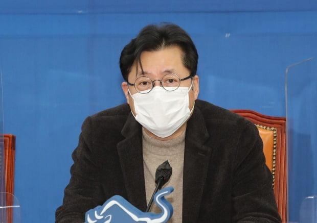 홍익표 더불어민주당 정책위의장. 사진=연합뉴스
