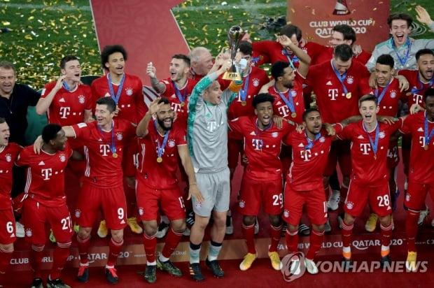 뮌헨 타이 그레스를 이기고 클럽 월드컵 우승… 6 관을 달성했습니다.