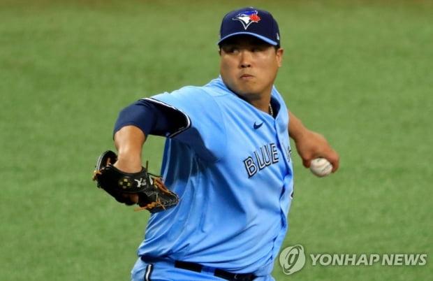 류현진의 정규 시즌 첫 상대는 양키스 … MLB 공식 일정 발표