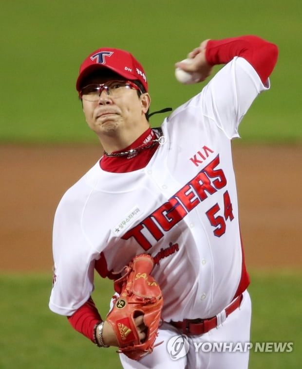 양현종, 드디어 미국 진출 … MLB 텍사스 마이너 리그 계약 공식 발표