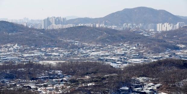 광명·시흥 일대. / 사진=뉴스1