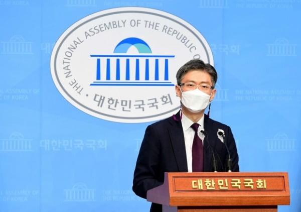 조정훈 시대전환 서울시장 보궐선거 예비후보 /사진=뉴스1