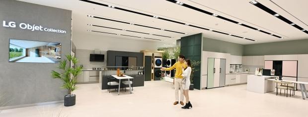 LG전자, 여의도에 국내 백화점 최대 매장 오픈