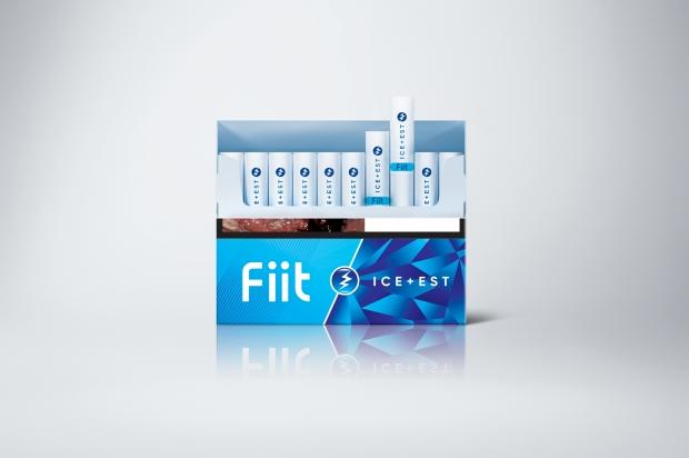 KT&G, '릴(lil)' 전용스틱 '핏 아이시스트(Fiit ICE+EST)' 출시
