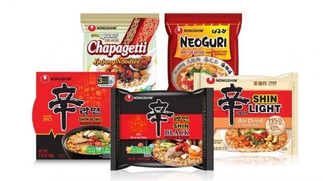 농심에 따르면 와이어커터가 지난해 보도한 '세계에서 가장 맛있는 라면(The best instant noodles)' 기사에서 신라면 블랙이 1위에 올랐다. 사진=농심 제공