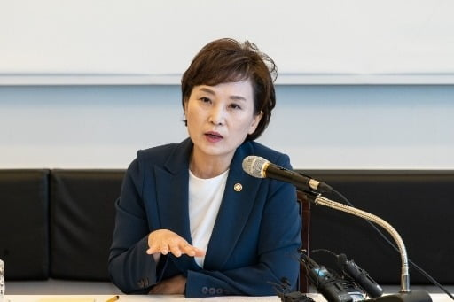 김현미 전 국토교통부 장관/사진=한경DB