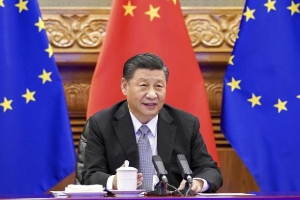 시진핑 중국 국가주석/사진=AP