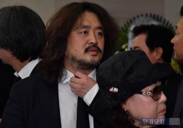 방송인 김어준 씨. /사진=최혁 기자 chokob@hankyung.com