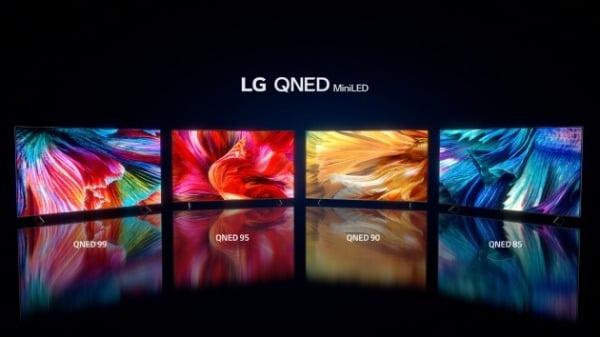 2021년형 LG QNED/사진제공=LG전자