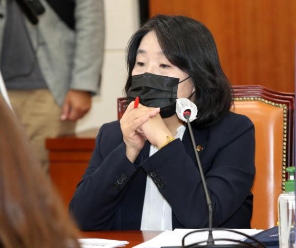 더불어민주당 윤미향 의원. 사진=연합뉴스
