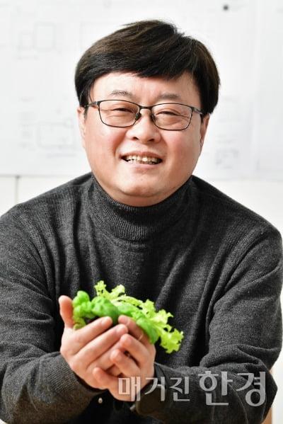 홍의기 DK에코팜 대표. 사진=이승재 기자