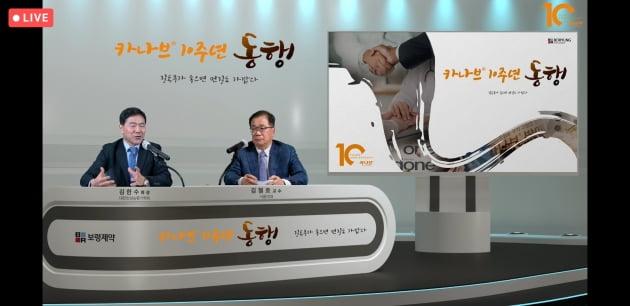 보령제약, 카나브 발매 10주년 온라인 심포지엄 개최