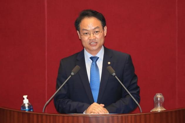 허영 더불어민주당 의원. 연합뉴스