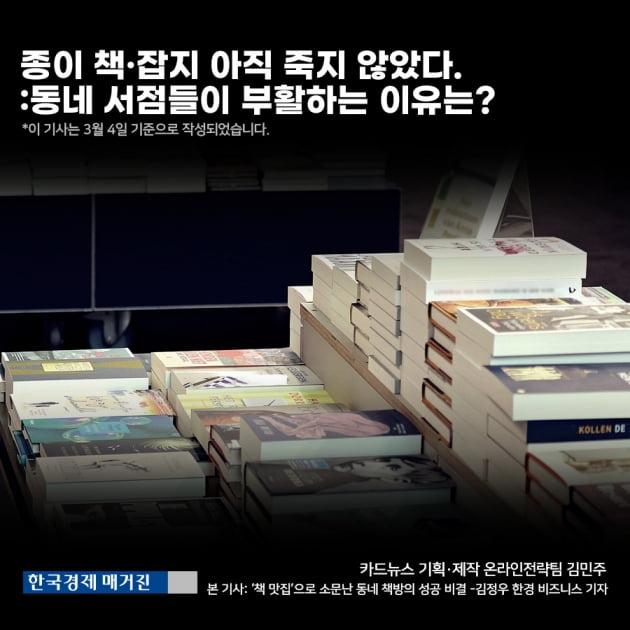 [영상 뉴스] 종이 책·잡지 아직 죽지 않았다:동네 서점들이 부활하는 이유는?